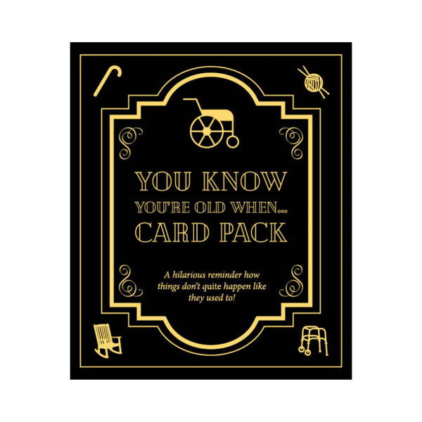 You Know You're Old When...-New Holland-booksrusandmore