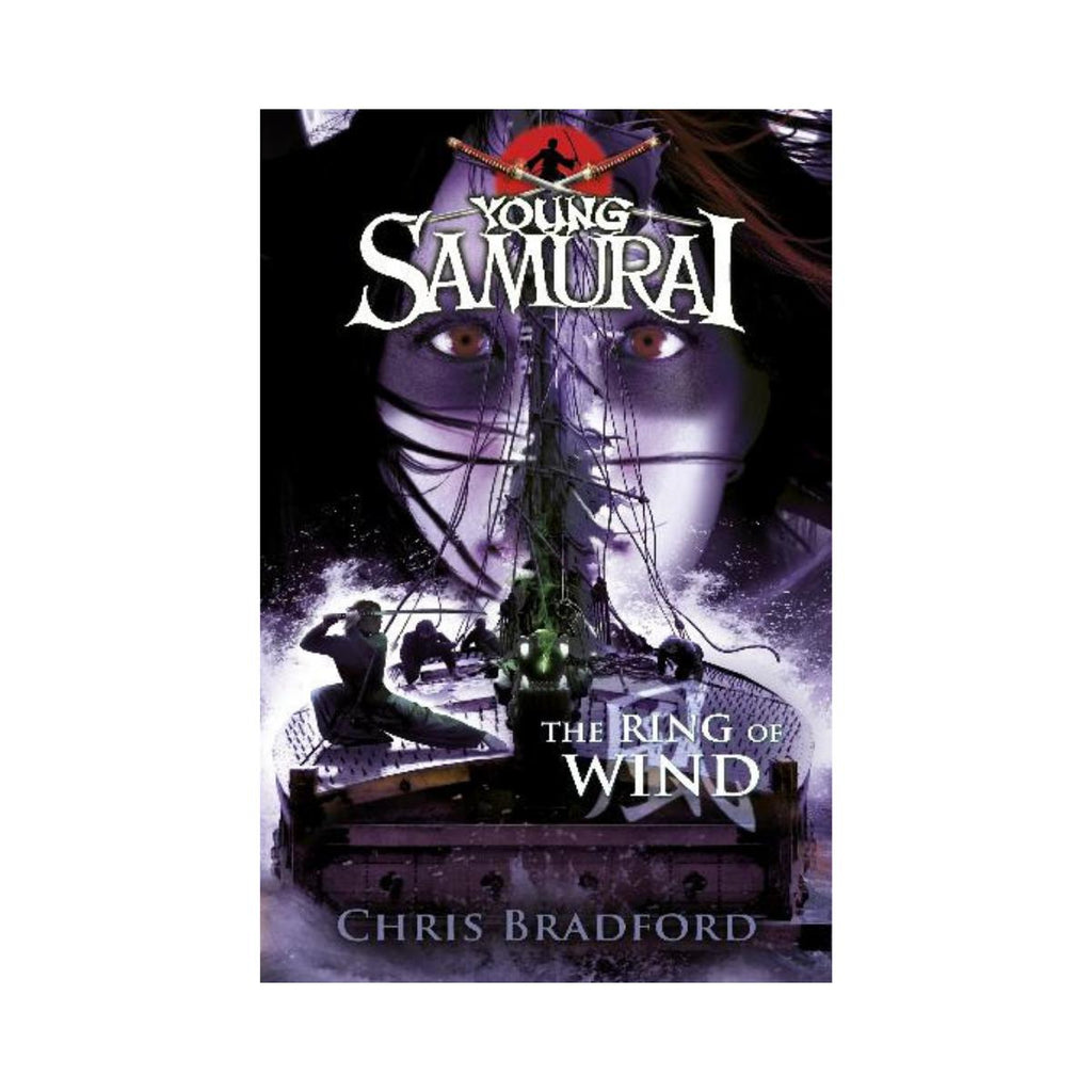 Young Samurai The Ring Of Wind by Chris Bradford-Penquin-booksrusandmore
