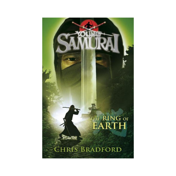 Young Samurai The Ring Of Earth by Chris Bradford-Penquin-booksrusandmore