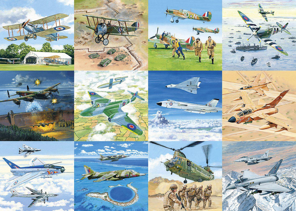 Gibsons 1000pc Puzzle A Tribute T o Our Finest-Gibsons-booksrusandmore
