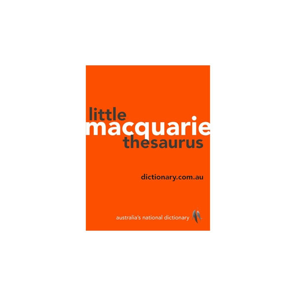 Little Macquarie Thesaurus