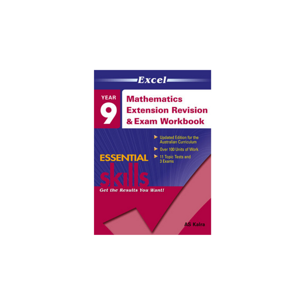 Mathematics Extension Revision and Exam work book 2