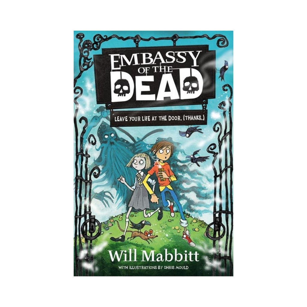 Will Mabbitt - Embassy Of The Dead-Hachette-booksrusandmore