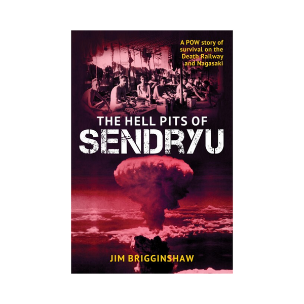 The Hell Pits of Sendryu - Jim Brigginshaw