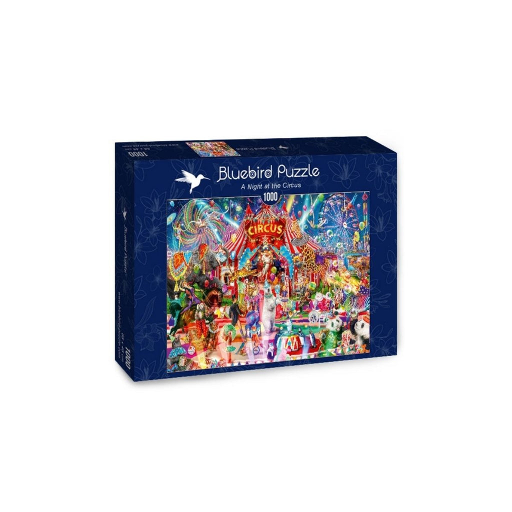 Bluebird Puzzle A Night at the Circus 1000pc