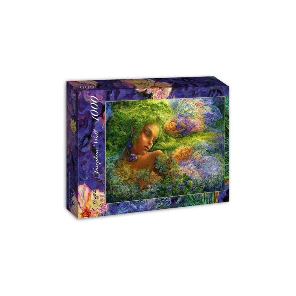 Grafika Josephine Wall Moss Maiden 1000pc