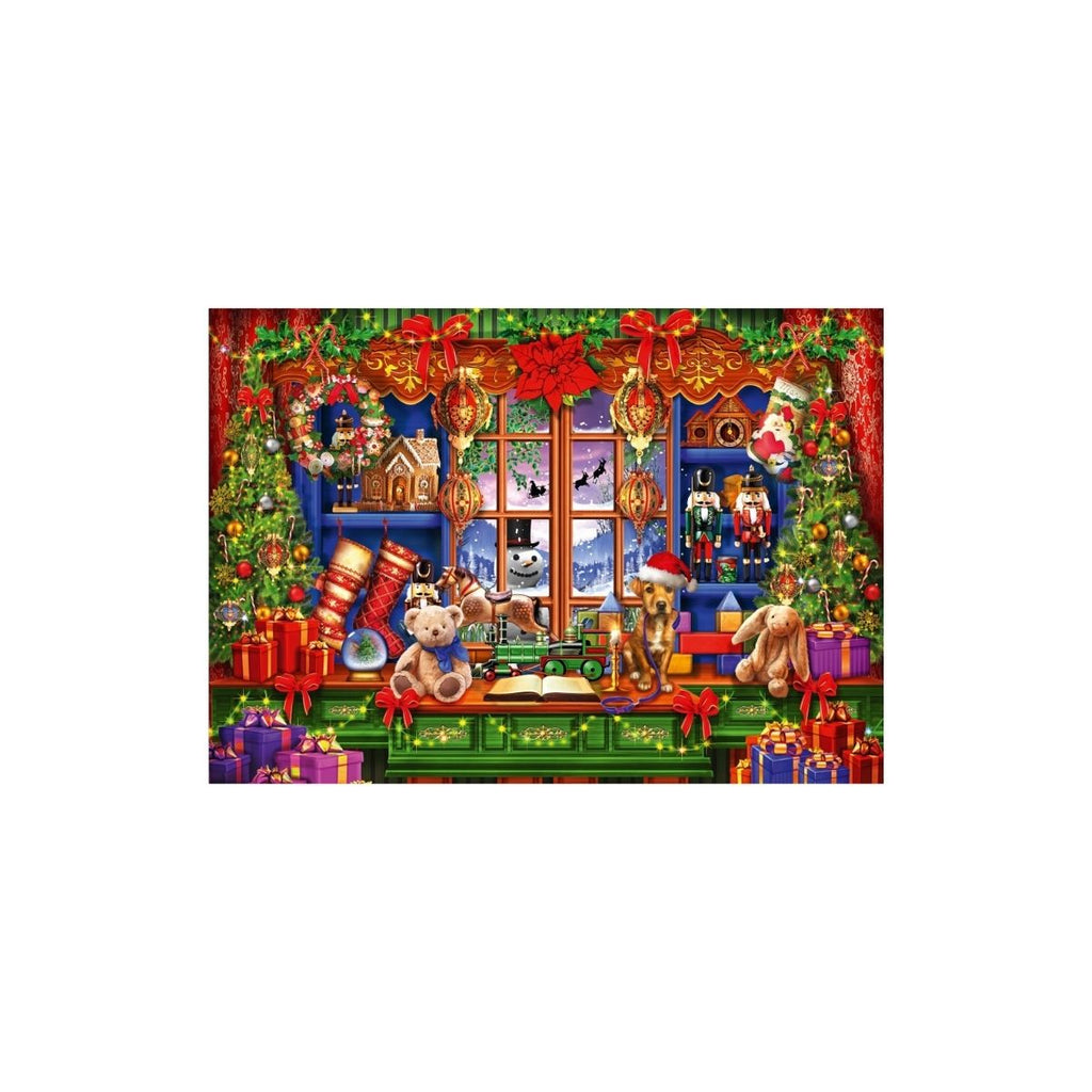Bluebird Puzzle Ye Old Christmas Shoppe 10