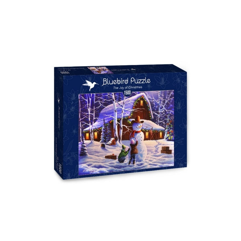 Bluebird Puzzle The Joy of Christmas