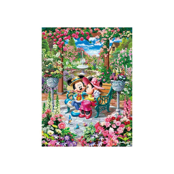 Mickey & Minnie Blooming Love Royal Garden