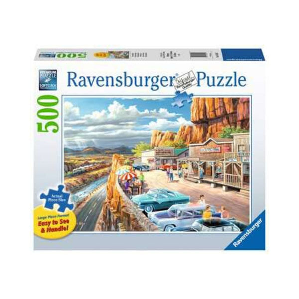 Ravensburger  500pc Puzzle - Scenic Overlook