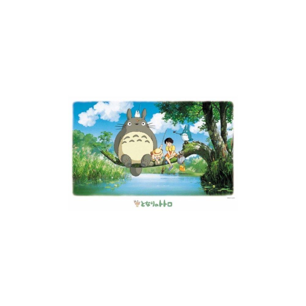 Ensky Jigsaw Puzzle 1000pc My Neighbor Totoro