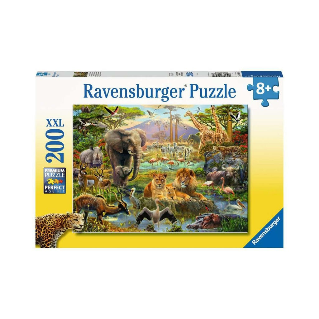 Ravensburger Animals of the Savanna 200pc
