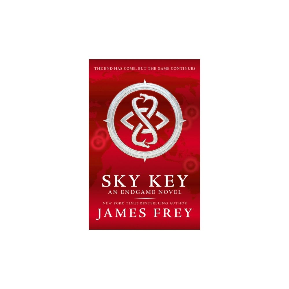 Endgame - Sky Key by James Frey
