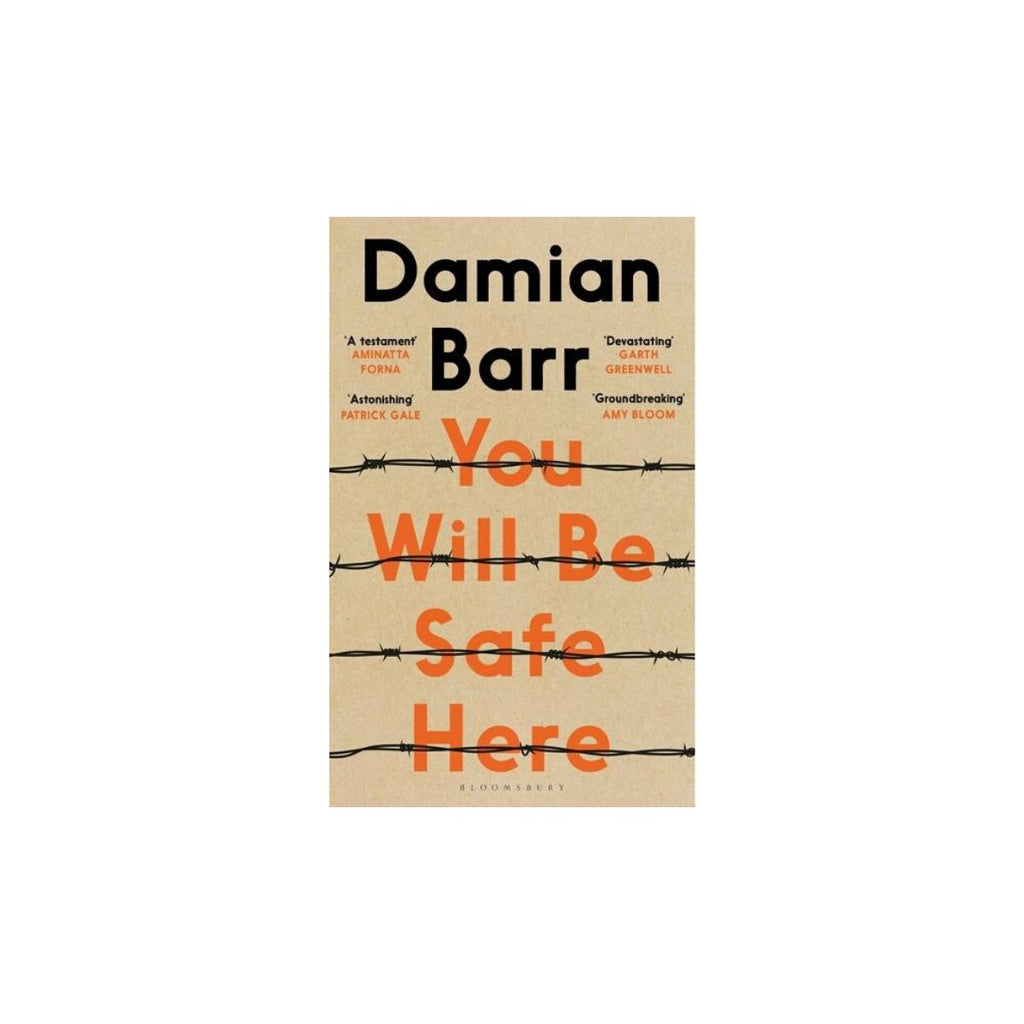 You Will Be Safe Here - Damian Barr