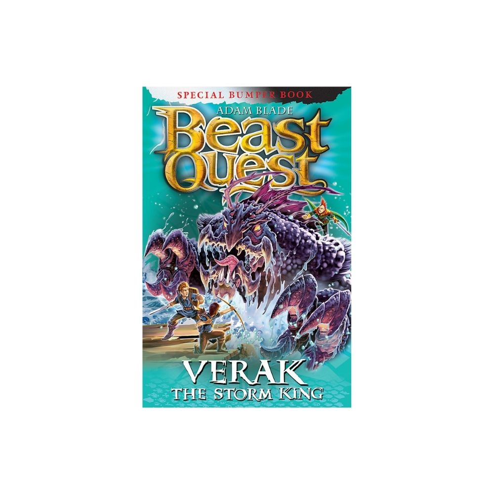 Adam Blade Beast Quest Verak The Storm King