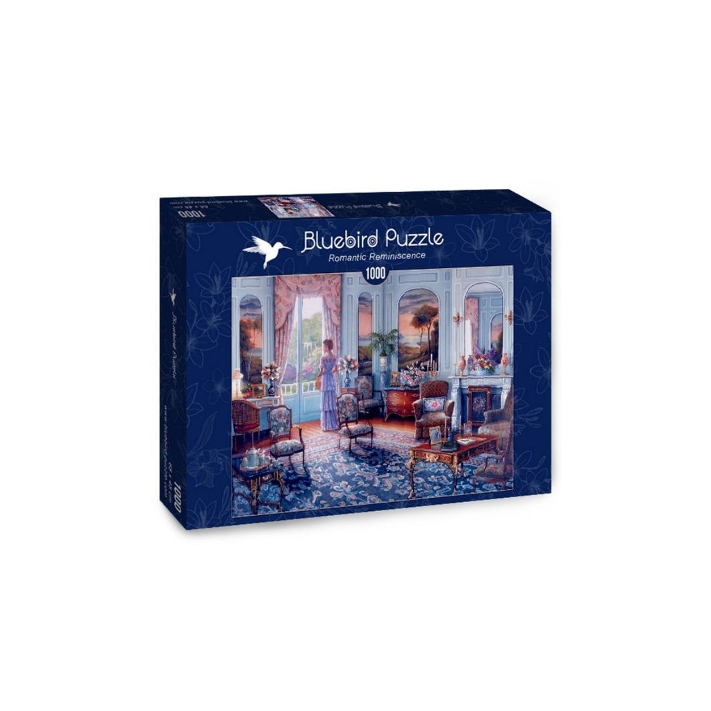 Bluebird Puzzle Romantic Reminiscence 1000pc