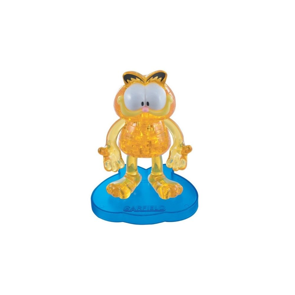 3D Crystal Puzzle - Garfield 34pc