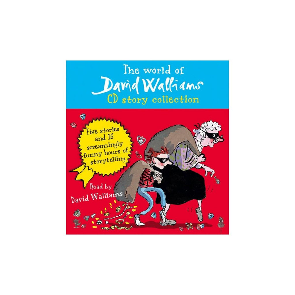 The World of David Walliams CD Collection