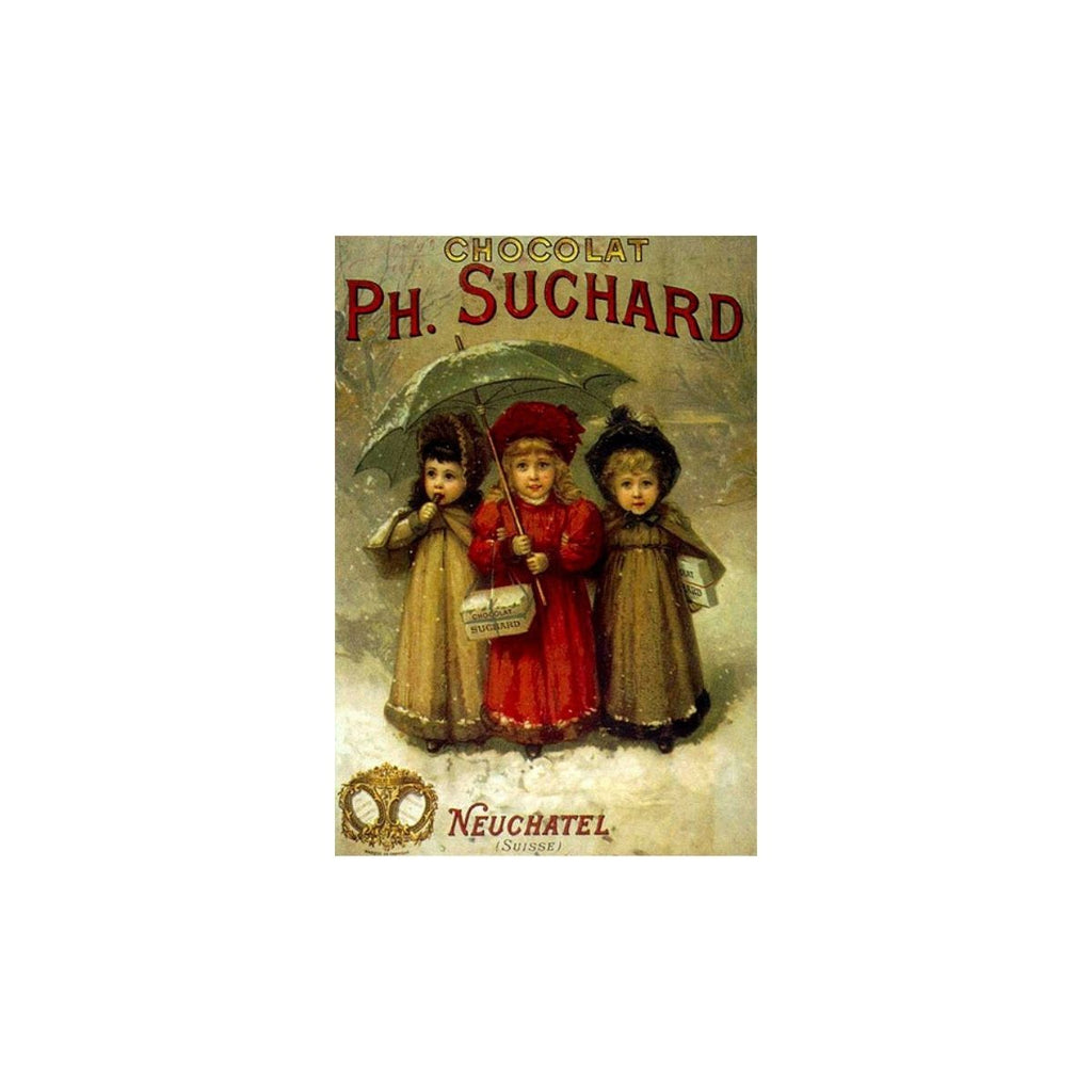 D Toys Vintage posters Chocolats Ph.Suchard