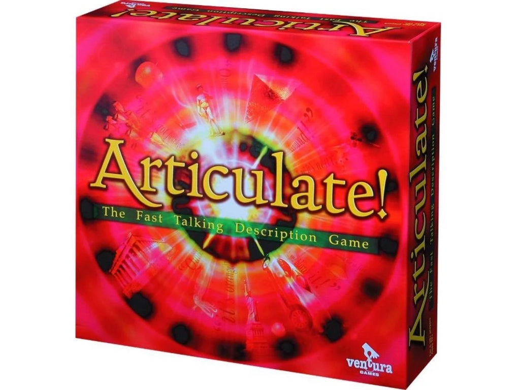 Articulate Board Game-Jedko-booksrusandmore