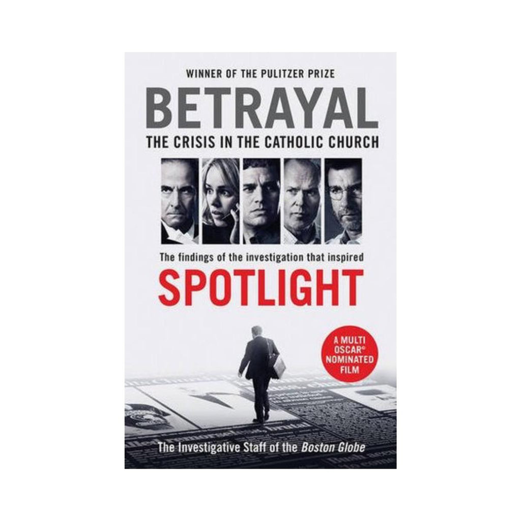 Betrayal The Crisis In The Catholic Church-booksrusandmore-booksrusandmore