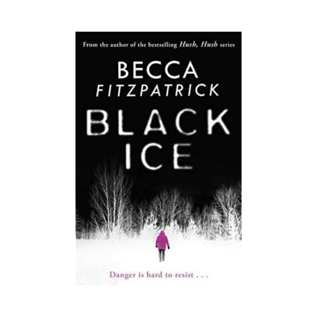 Beccca Fitzpatrick: Blavk Ice-booksrusandmore-booksrusandmore