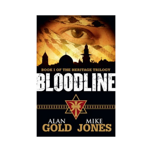 Alan Gold Mike Jones Blood Line-Clifford Remainders-booksrusandmore