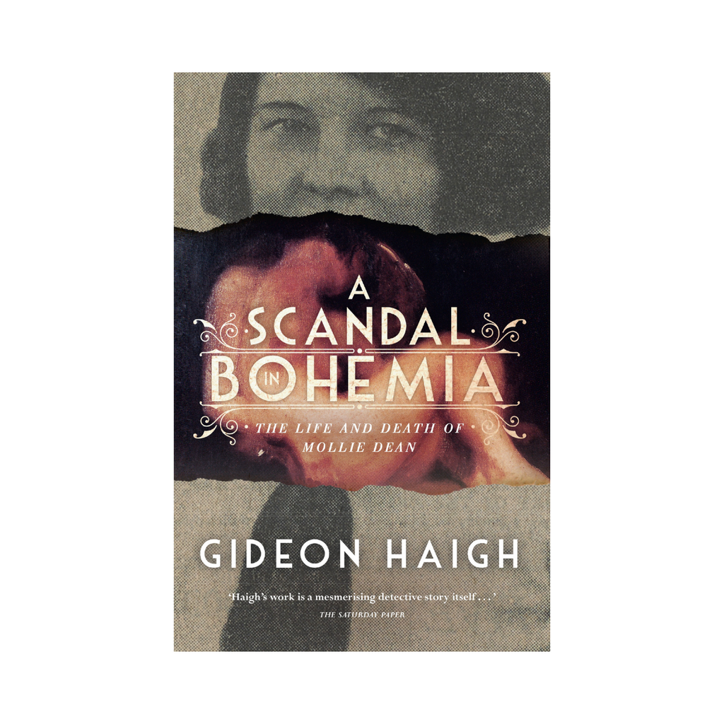A Scandal In Bohemia - Gideon Haigh-Penquin-booksrusandmore