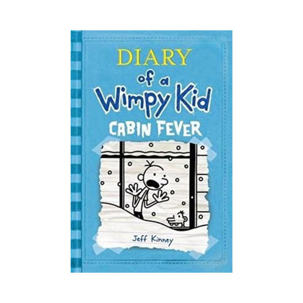 Diary Of A Wimpy Kid Cabin Fever-Penquin-booksrusandmore