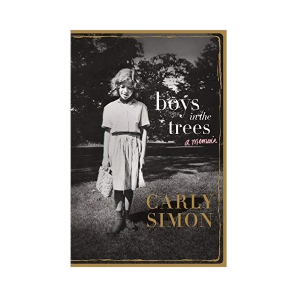Carly Simon - boys in the trees-Clifford Remainders-booksrusandmore