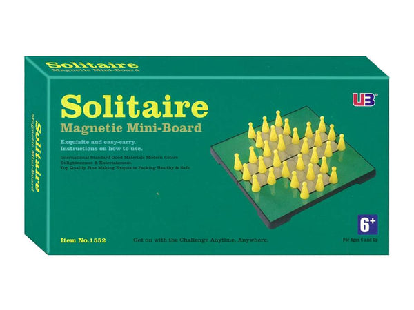 Solitaire Magnetic Mini Game-Jedko-booksrusandmore