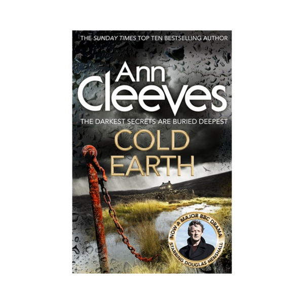 Cold Earth - Anne Cleeves-Pan Macmillan-booksrusandmore