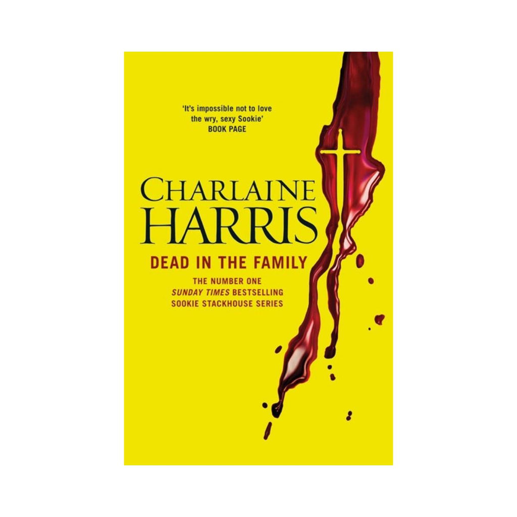 Charlaine Harris - Dead In The Family-Hachette-booksrusandmore