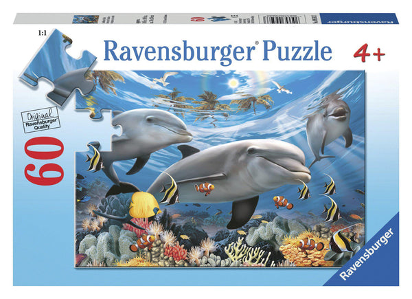 Ravensburger 60pc Puzzle Caribbean Smile-Ravensburger-booksrusandmore