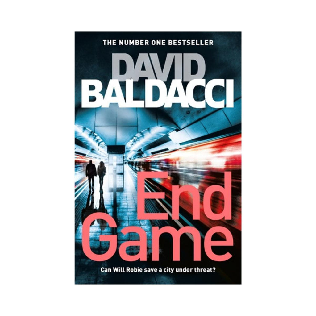 David Baldacci End Game-Pan Macmillan-booksrusandmore