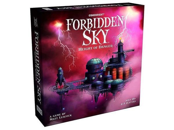 Gamewright Forbidden Sky Height Of Danger-Jedko-booksrusandmore