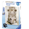 Ravensburger 300 Puzzle The Cuddly Kitten-Modern Brands-booksrusandmore