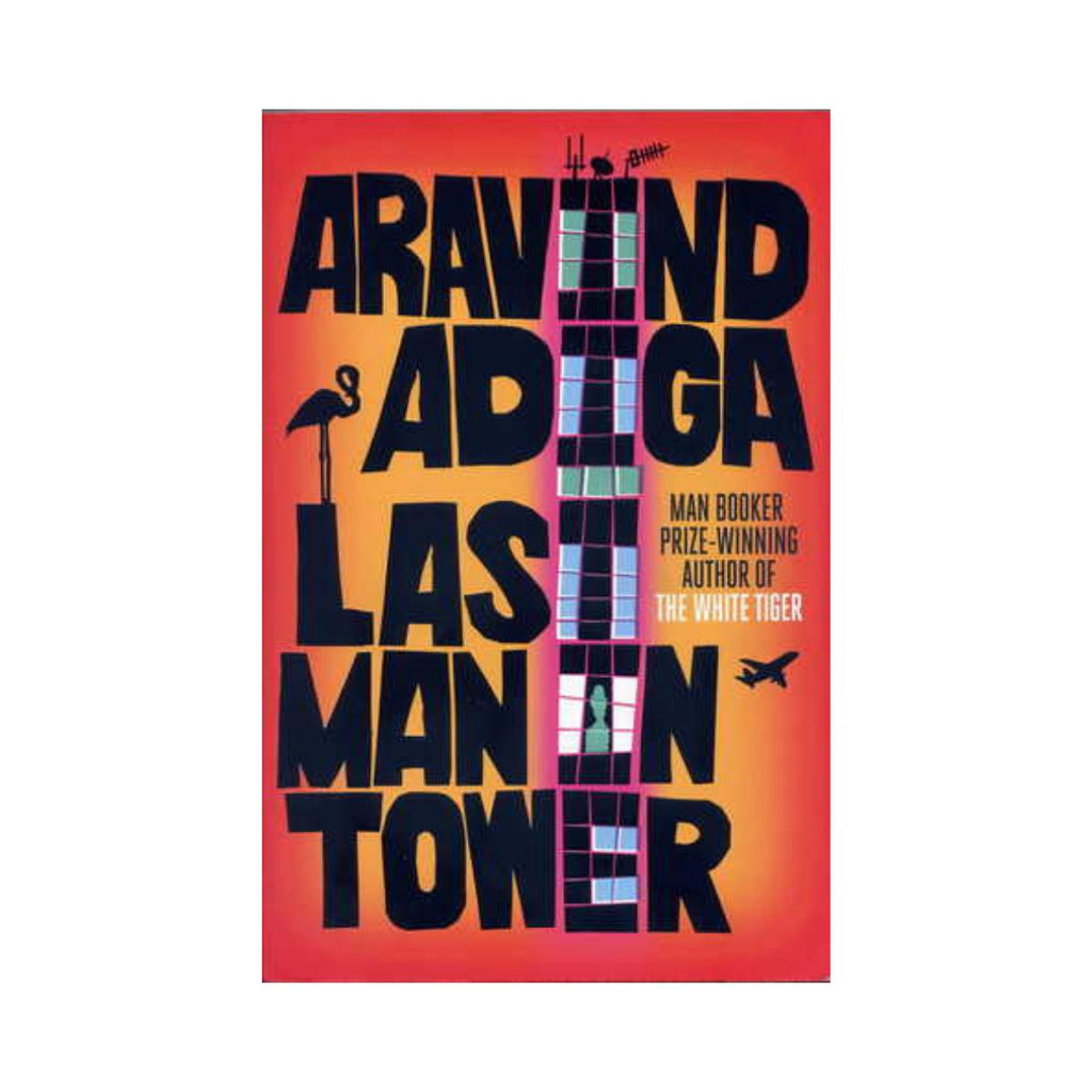Aravind Adiga Last Man In Tower-Clifford Remainders-booksrusandmore