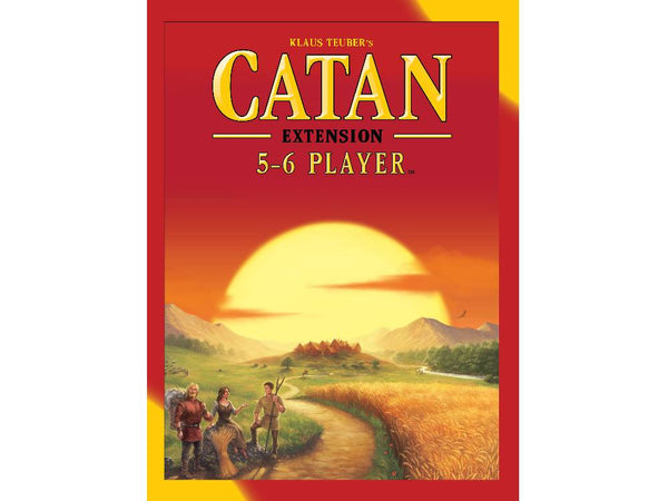 Catan 5th Edition 5-6 Player-Jedko-booksrusandmore