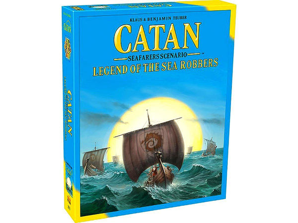 Catan Legend Of The Sea Robbers-Jedko-booksrusandmore