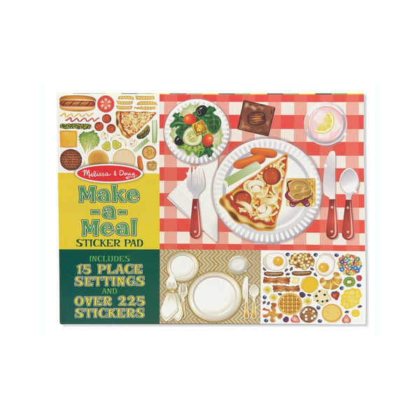 Melissa and DougSticker Pad Make -a-Meal