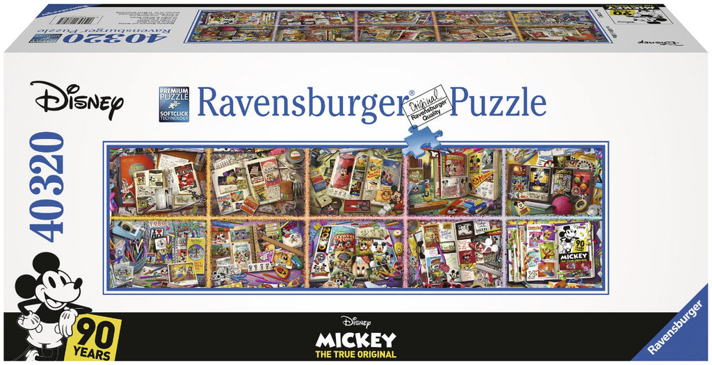 Ravensburger 40320pc Puzzle Disney Mickey Through the Years-Modern Brands-booksrusandmore