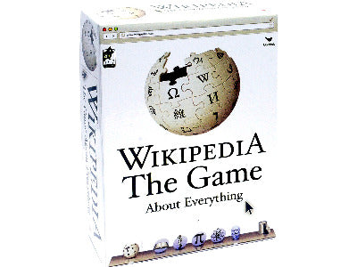 The Game About Wikipedia : The Online Encyclopedia-Jedko-booksrusandmore