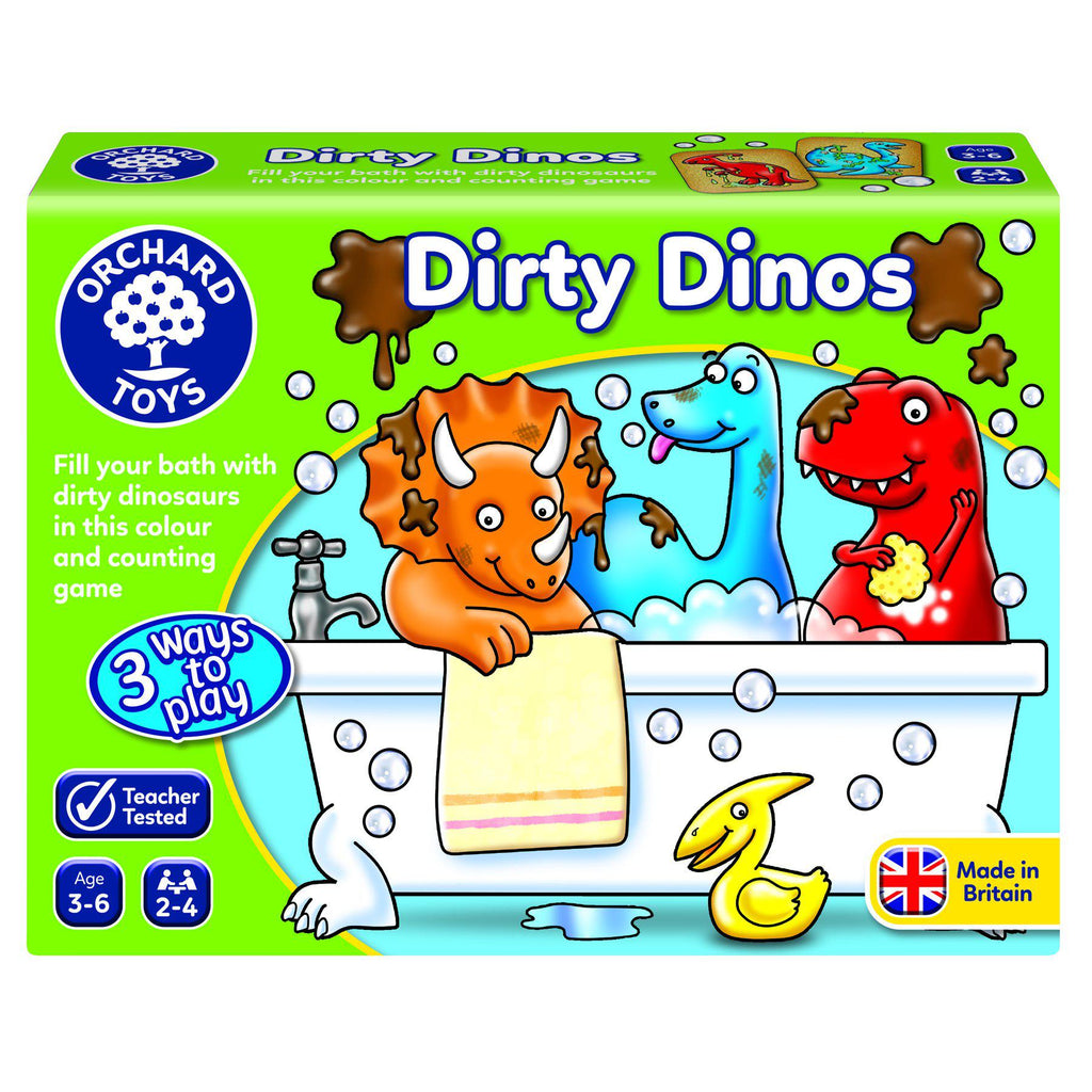 Orchard Toys Dirty Dinos-Modern Brands-booksrusandmore