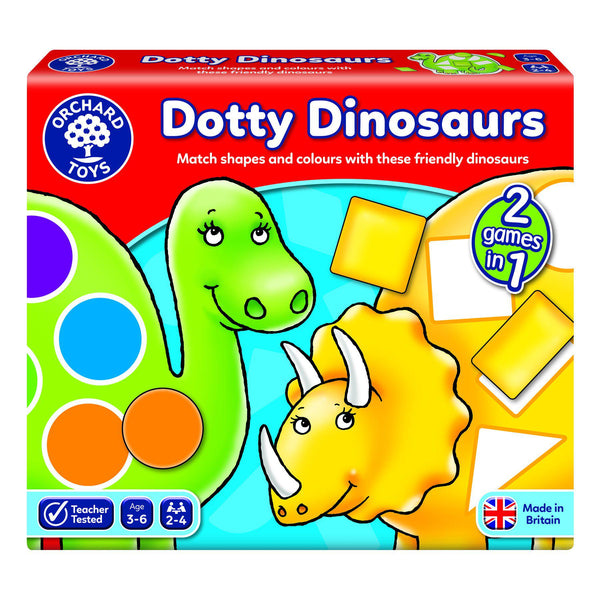 Orchard Toys Dotty Dinosaurs-Modern Brands-booksrusandmore