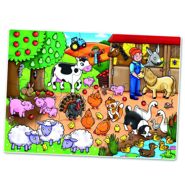 Orchard Toys Who's on the Farm?-Modern Brands-booksrusandmore
