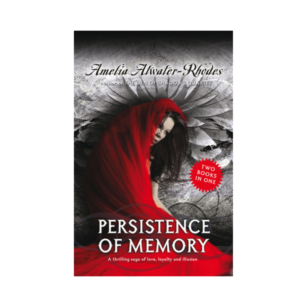 Amelia Atwater Rhodes: Persistence of Memory & Token of Darkness-Penquin-booksrusandmore