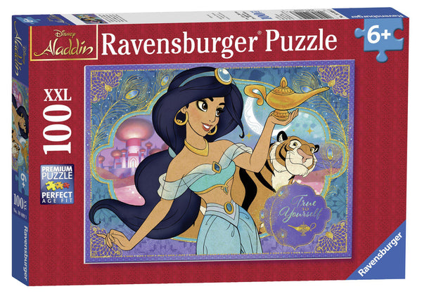 Ravensburger 100pc Puzzle Adventurous Spirit-Modern Brands-booksrusandmore