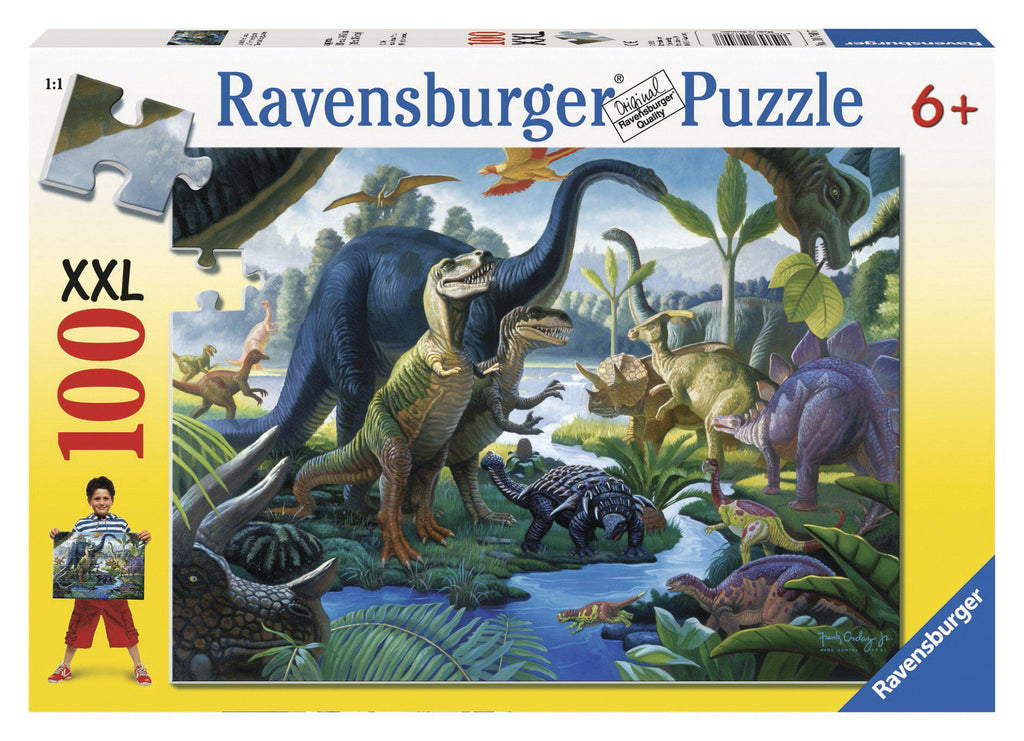 Ravensburger 100 XXL Land Of The Giants Puzzle-Ravensburger-booksrusandmore