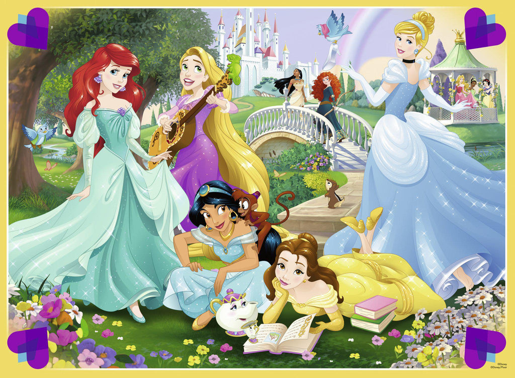 Ravensburger 100pc Puzzle Disney Dare to Dream-Modern Brands-booksrusandmore